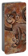 Year Of The Monkey Portable Battery Charger