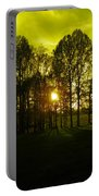 Yeller Wood Portable Battery Charger