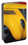 Yellow '37 Portable Battery Charger