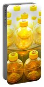 Yellow Bottle Portable Battery Charger