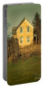 Yellow Brick Farmhouse Portable Battery Charger