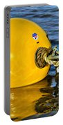 Yellow Buoy Portable Battery Charger