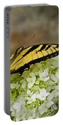 Yellow Butterfly 2 Portable Battery Charger