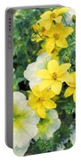 Yellow Cascade Portable Battery Charger