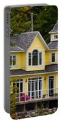 Yellow Cottage Portable Battery Charger