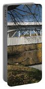 Yellow Creek Covered Bridge Portable Battery Charger