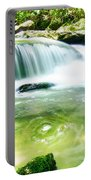 Yellow Creek Falls Great Smoky Mountains Portable Battery Charger