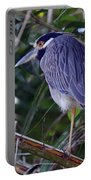 Yellow Crowned Night-heron Portable Battery Charger