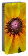 Yellow Daisy Portable Battery Charger