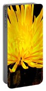 Yellow Flash Portable Battery Charger