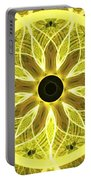 Yellow Rays Portable Battery Charger