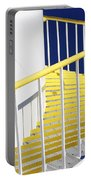 Yellow Steps 2 Portable Battery Charger
