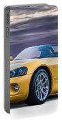 Yellow Viper Convertible Portable Battery Charger