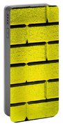 Yellow Wall Portable Battery Charger