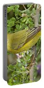 Yellow Warbler Hen Portable Battery Charger
