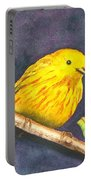 Yellow Warbler II Portable Battery Charger