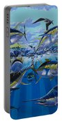 Yellowfin Run Off002 Portable Battery Charger