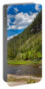 Yellowstone Gibbon River Portable Battery Charger