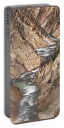 Yellowstone National Park Montana  3 Panel Composite Portable Battery Charger