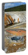 Yellowstone Small Crested Pool Portable Battery Charger
