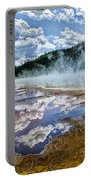Yellowstone - Springs Portable Battery Charger