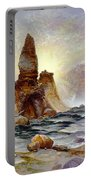 Yellowstone Tower Falls Portable Battery Charger