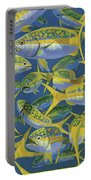 Yellowtail Frenzy In0023 Portable Battery Charger
