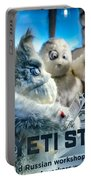 Yeti Store Portable Battery Charger by Scott Wyatt