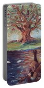 Yggdrasil - The Last Refuge Portable Battery Charger