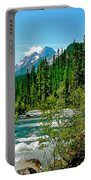 Yoho River In Yoho Np-bc Portable Battery Charger