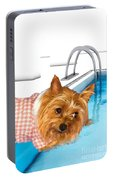 Yorkshire Terrier - This Is The Life Portable Battery Charger