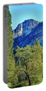 Yosemite Ahwahnee Hotel Courtyard Portable Battery Charger