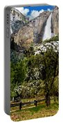 Yosemite Apple Orchard  Portable Battery Charger