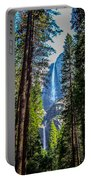 Yosemite Falls Portable Battery Charger