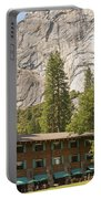 Yosemite National Park Lodging Portable Battery Charger