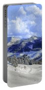 Yosemite National Park Winter Portable Battery Charger