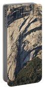 Yosemite Rock Detail Portable Battery Charger