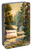 Yosemite Tent Cabins Portable Battery Charger