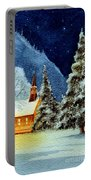 Yosemite Valley Chapel Portable Battery Charger