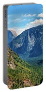 Yosemite Valley Overlook Portable Battery Charger