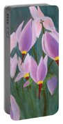 Yosemite Wildflowers Portable Battery Charger