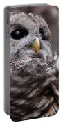 You Can Call Me Owl Portable Battery Charger