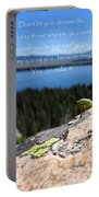 You Can Make It. Inspiration Point Portable Battery Charger