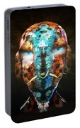 Young Alien Warrior Portable Battery Charger