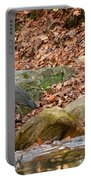 Young Blue Heron Portable Battery Charger