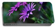 Young Daisies Portable Battery Charger