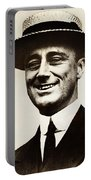 Young Franklin  Roosevelt Portable Battery Charger