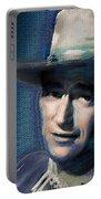 Young John Wayne Pop 2 Portable Battery Charger