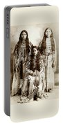 Young Kiowa Belles 1898 Portable Battery Charger