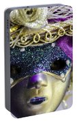 Young Lady Portable Battery Charger